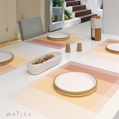 インテリア感覚で楽しむ、テーブルコーディネート