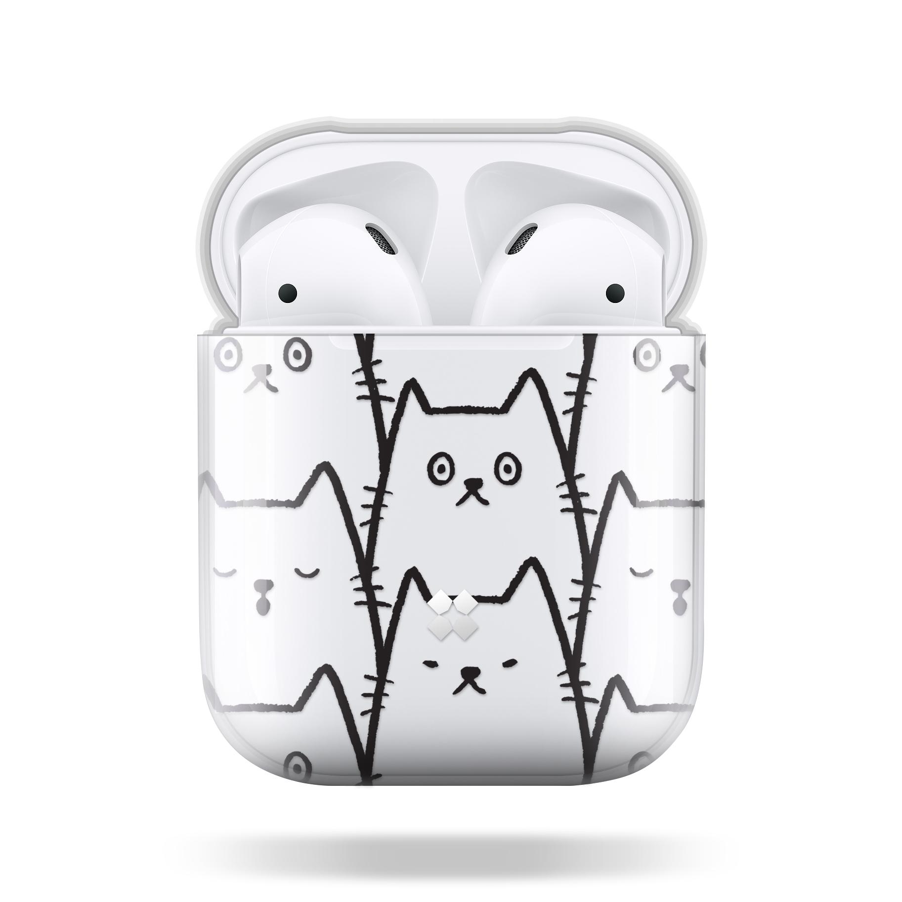 かわいい猫がたくさん!!Apple AirPods ケース