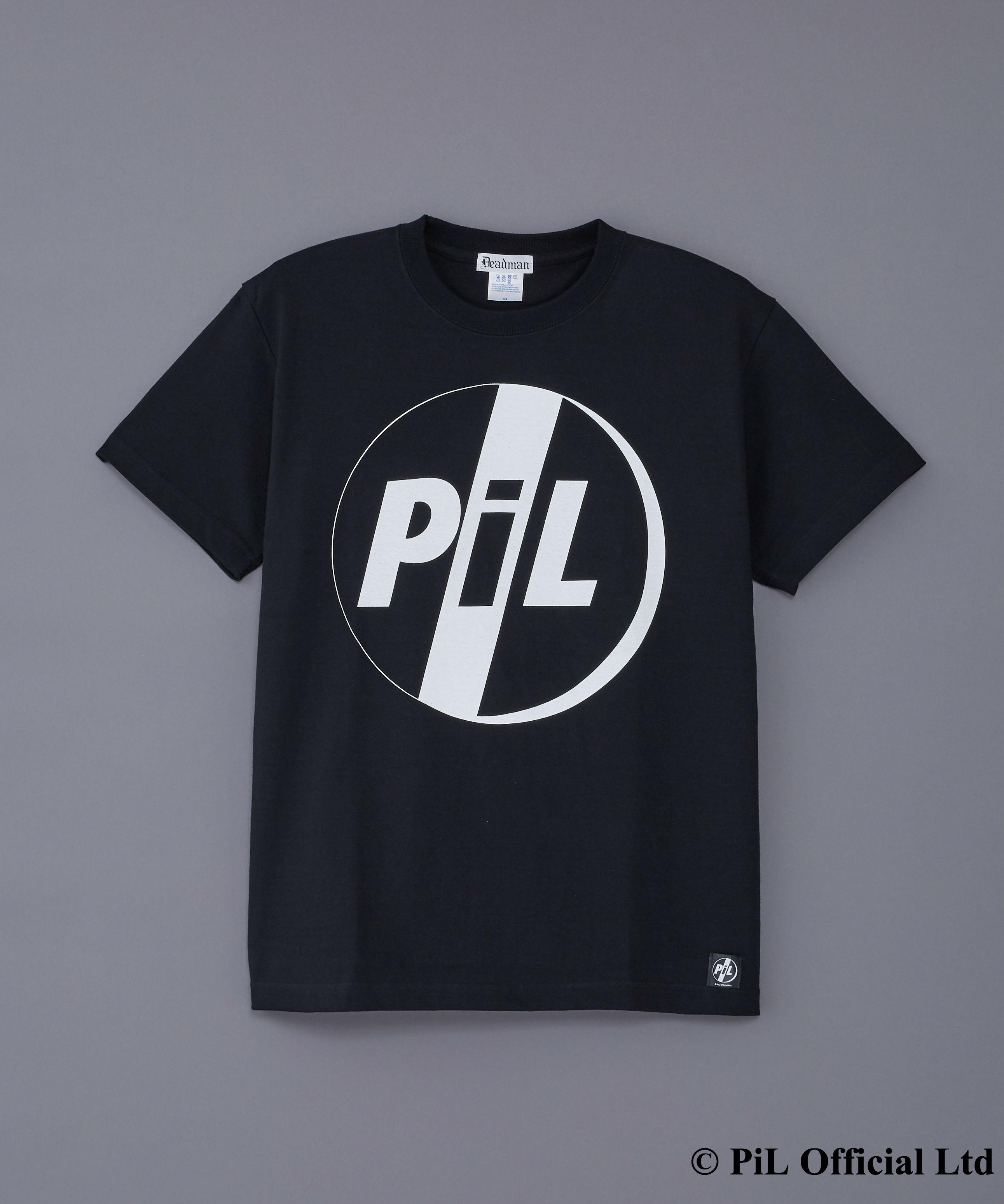 結成40周年を迎えるPiLがdeadmanとのコラボアイテムを発売