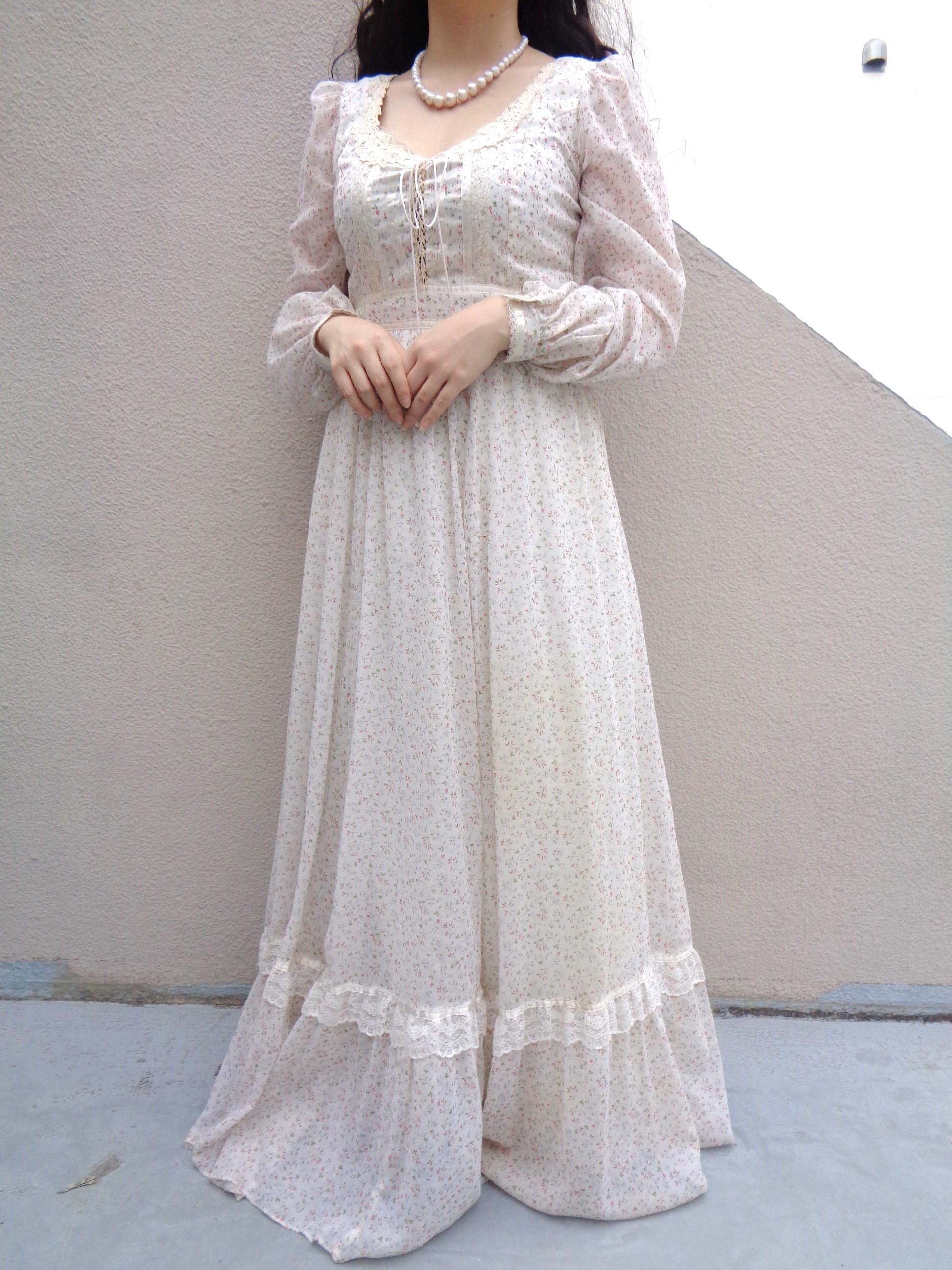 GUNNESAX Romantic dress
