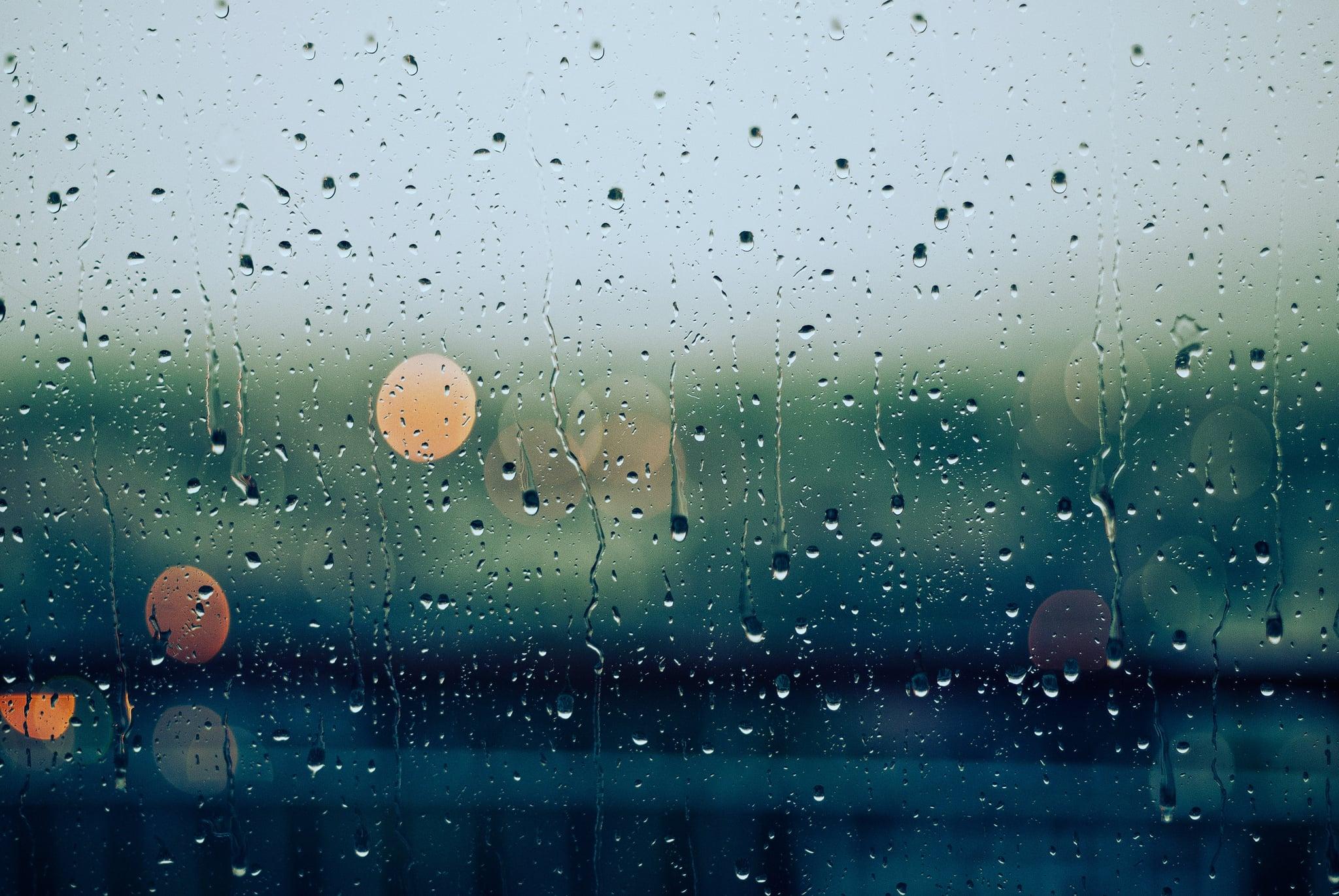 梅雨時のジメジメ。イヤですね。