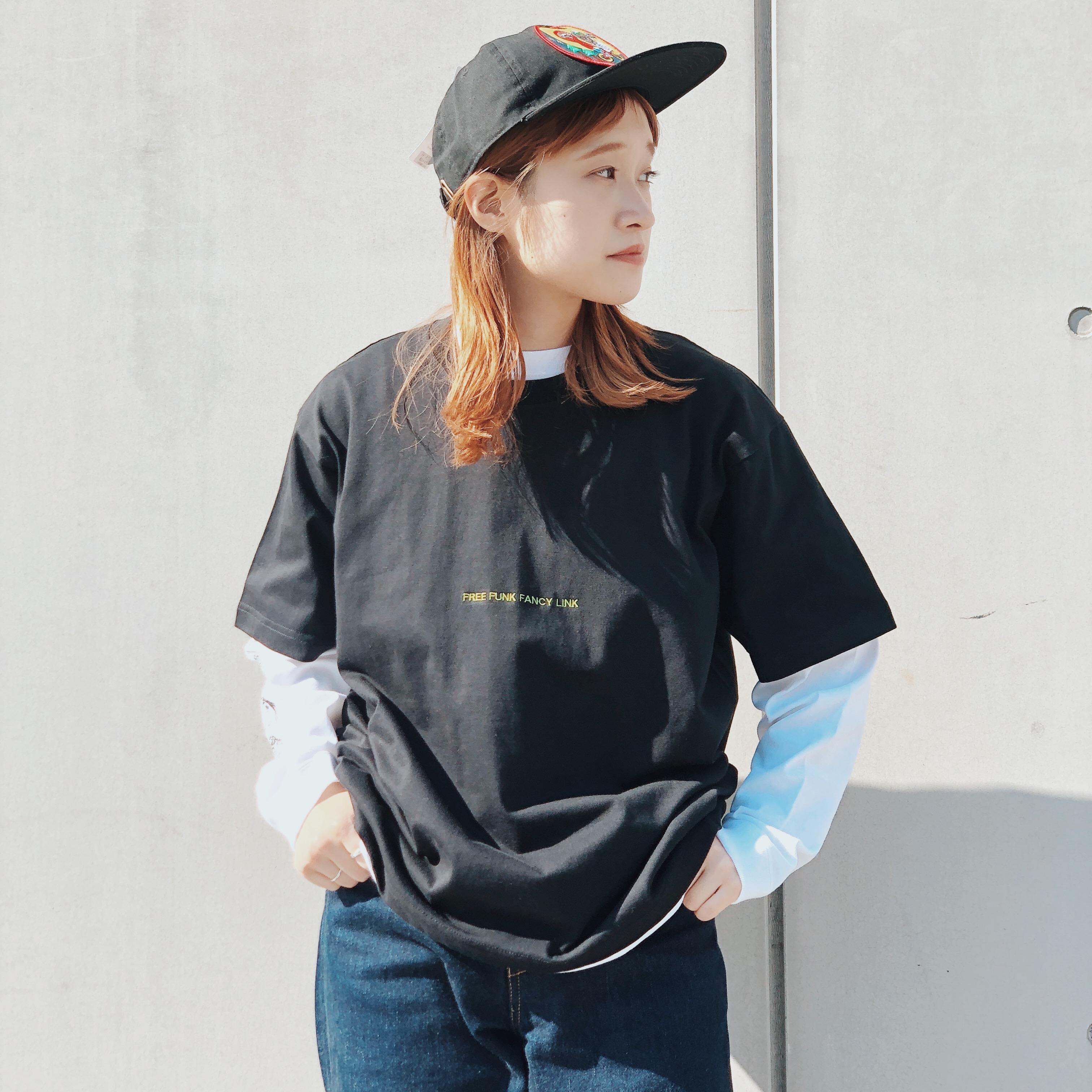 【新作】さりげないワンポイントが魅力的な刺繍Tシャツ