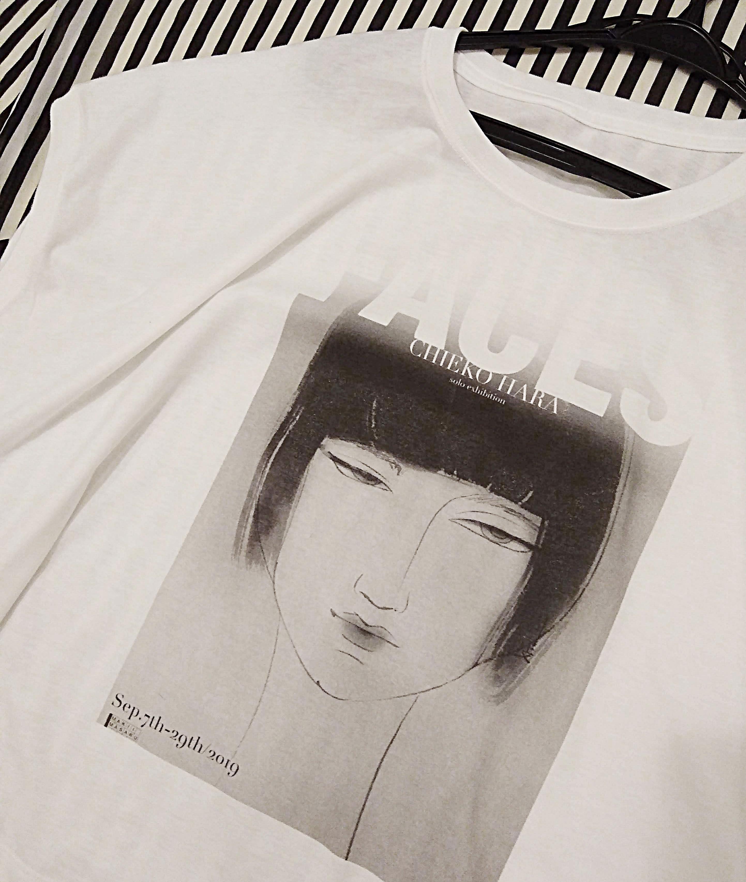 神秘の瞳♥ルーズシルエットTシャツ・ルイーズ