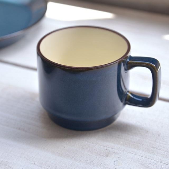 北欧ブルーの食器たちでお家をカフェ気分に☆