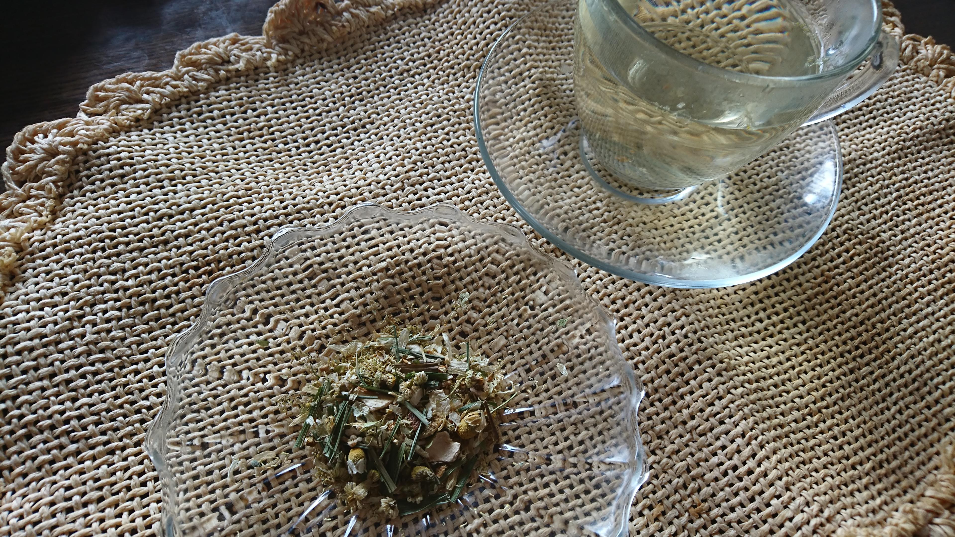 リラックスしたひと時をNatural tea Life 「Camomile sleep tea」