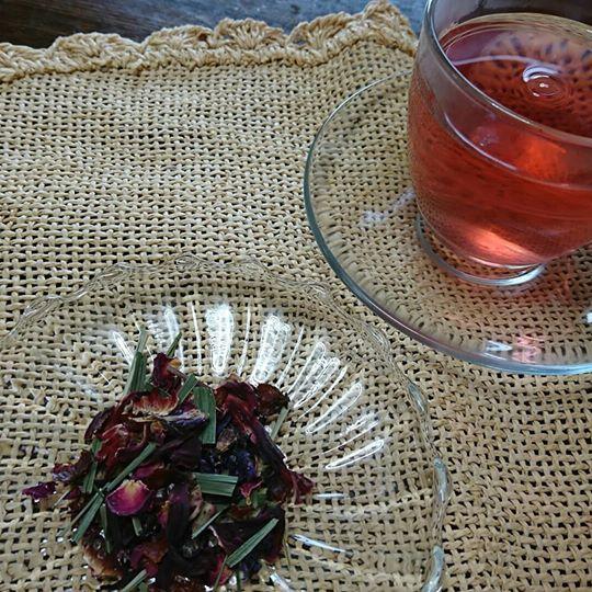 ハーブコーディアルにもおすすめ「Beauty Flower Tea」