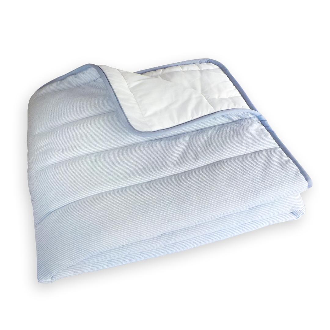 ぬくぬく屋の夏ふとん。洗濯機で丸洗いできるウォッシャブル肌掛け布団