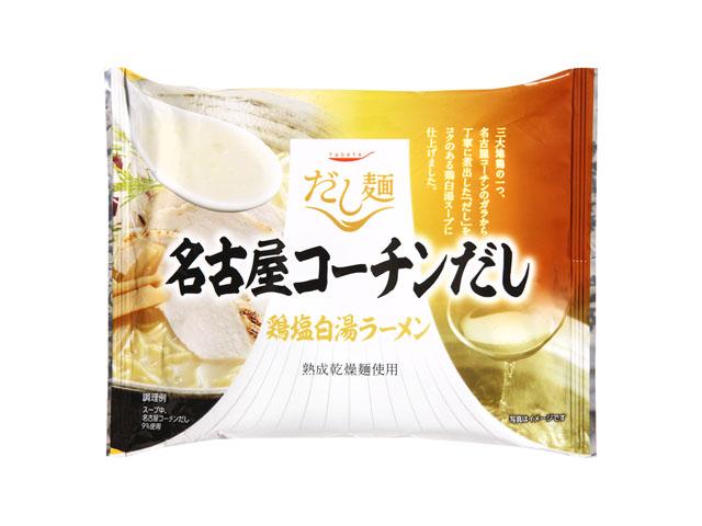 taete だし麺 名古屋コーチンだし鶏塩白湯ラーメン 107g x10 *