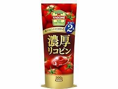 カゴメ 濃厚リコピン トマトケチャップ 300g x15 *