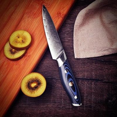 これであなたも料理上手! ペティナイフの使い方