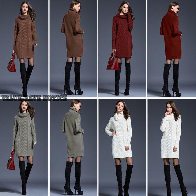 秋冬の欠かせないファッションアイテムの1つとして君臨するニットワンピースのご紹介です