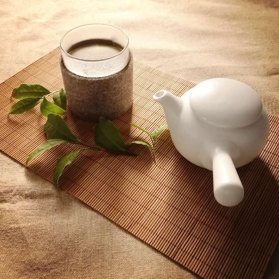 リッチな時間と最高の休息を♪|オリジナル急須&茶葉3パック・ギフトセット|大切な人へのプレゼント