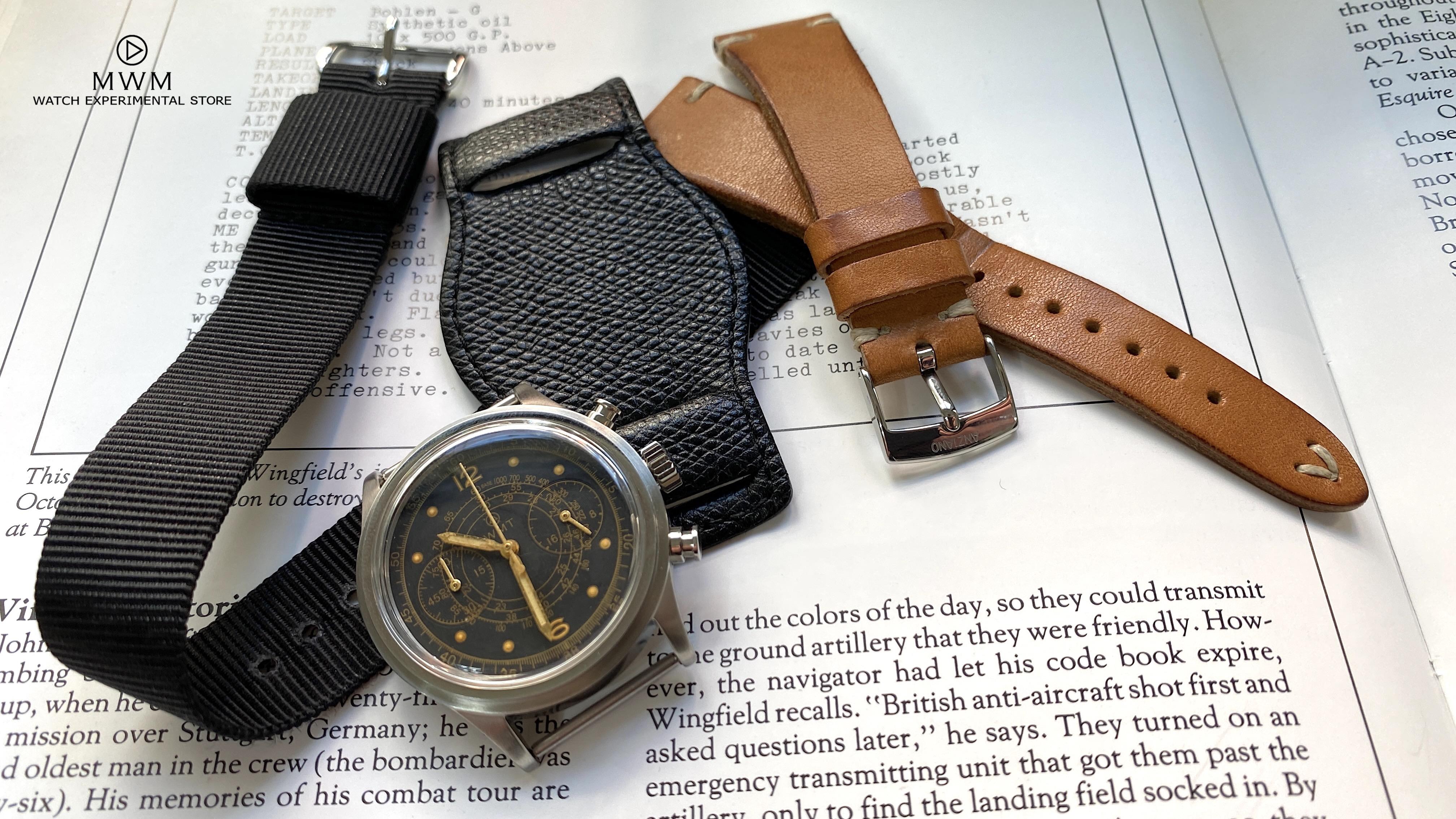 【実験】腕時計のストラップ選びをもっと自由に❗️Vol.1