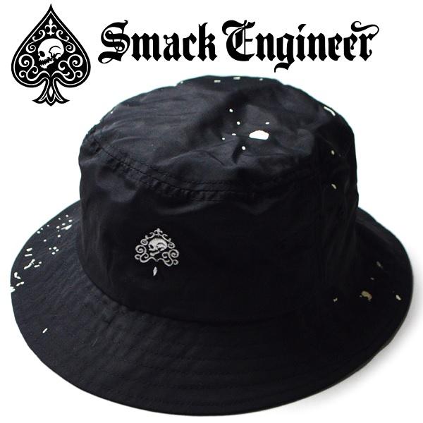 「SMACK ENGINEER / スマックエンジニア」新作バケットハット入荷!!