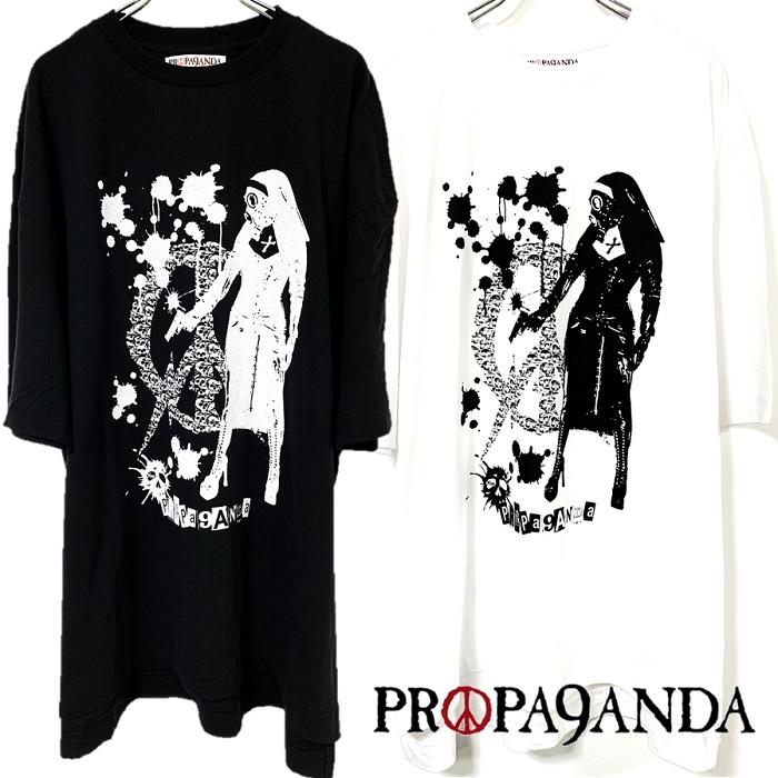 「PROPA9ANDA / プロパガンダ」SAINT AVENGER BIG TEE 入荷!!