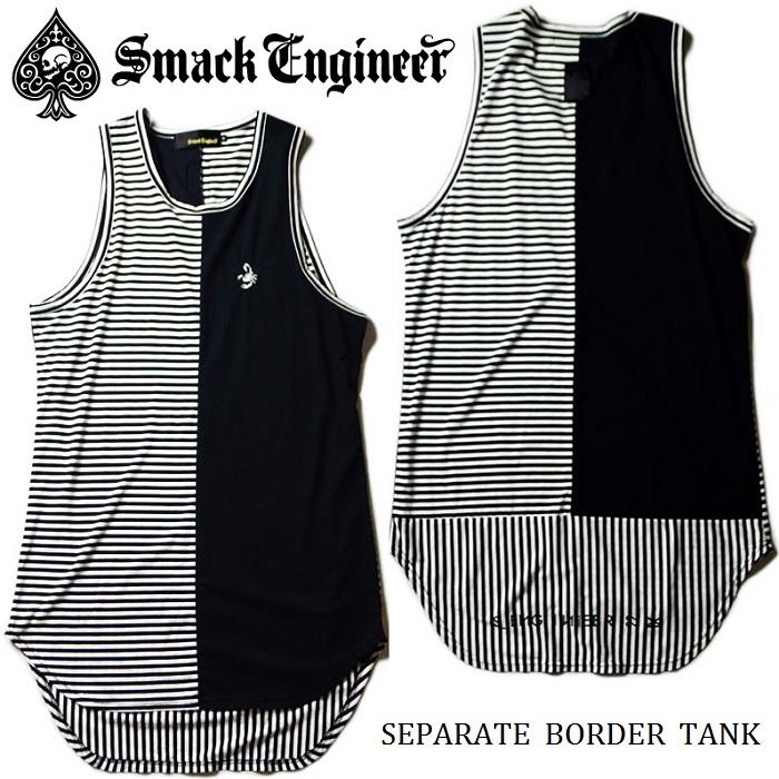 『SMACK ENGINEER / スマックエンジニア』新作ロングタンクトップ入荷!!