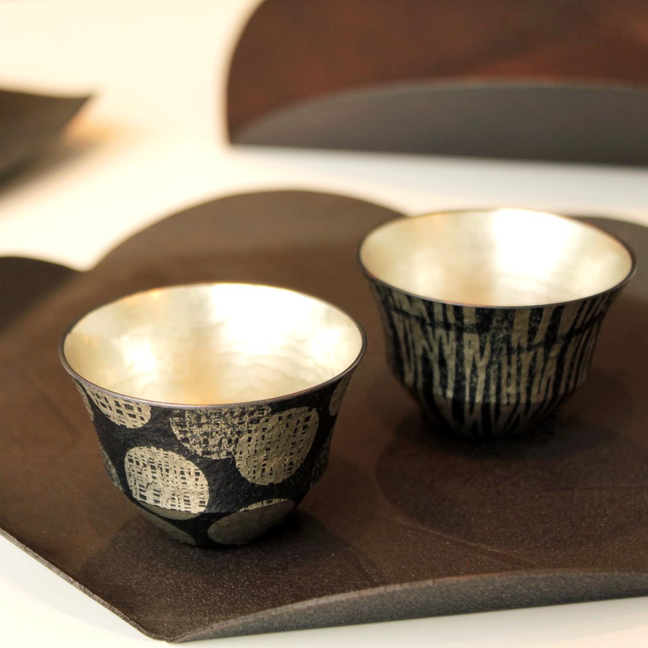 """美味しい日本酒が好きな方に贈りたい""""金工酒器"""""""