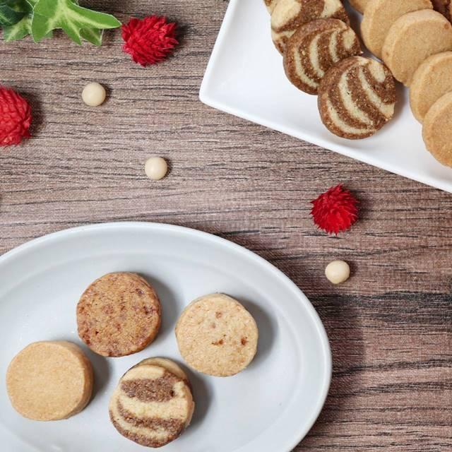 カラダに優しい無添加手作りおからクッキー「Tofu biscuit」定番)Classic 4 セット
