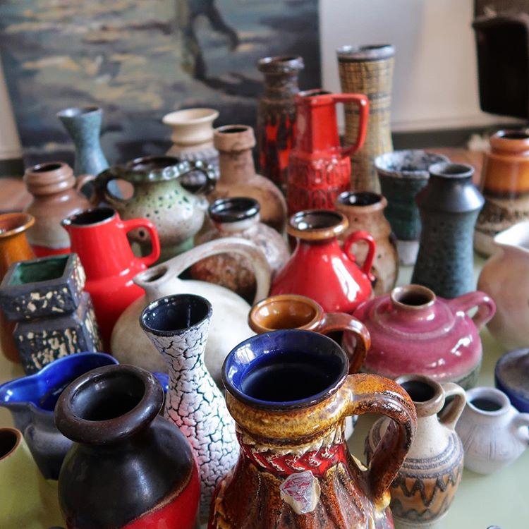 ヴィンテージ花器のメーカーと型番を紐解く。