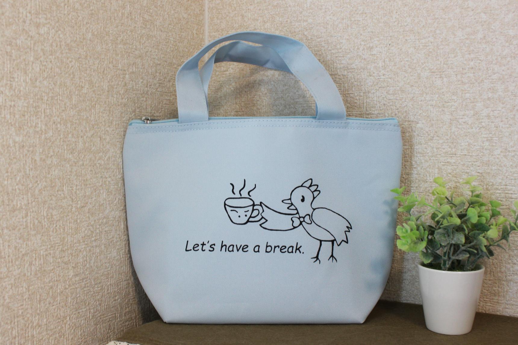 【暑い夏応援セール】熱中症に気をつけてキャンペーン中!保冷ランチバッグがお買い得♪9月末まで延長!