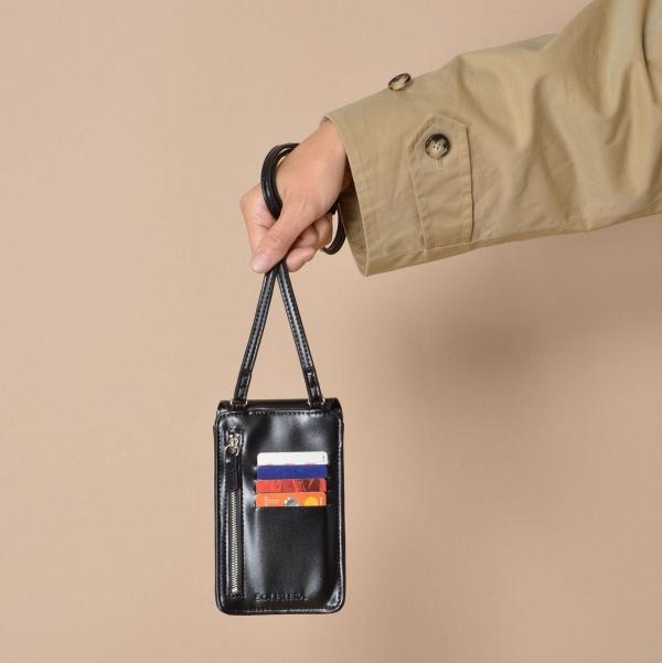これ1つでお出かけできちゃう!【Solpresa】からスマートフォンショルダーバッグが登場!
