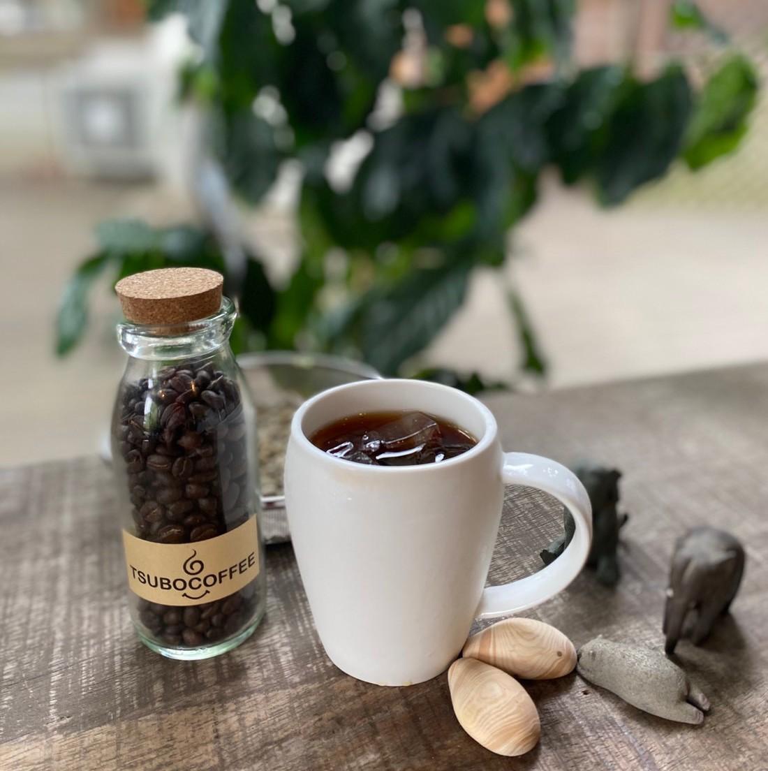 コーヒーを売らないコーヒー屋?!