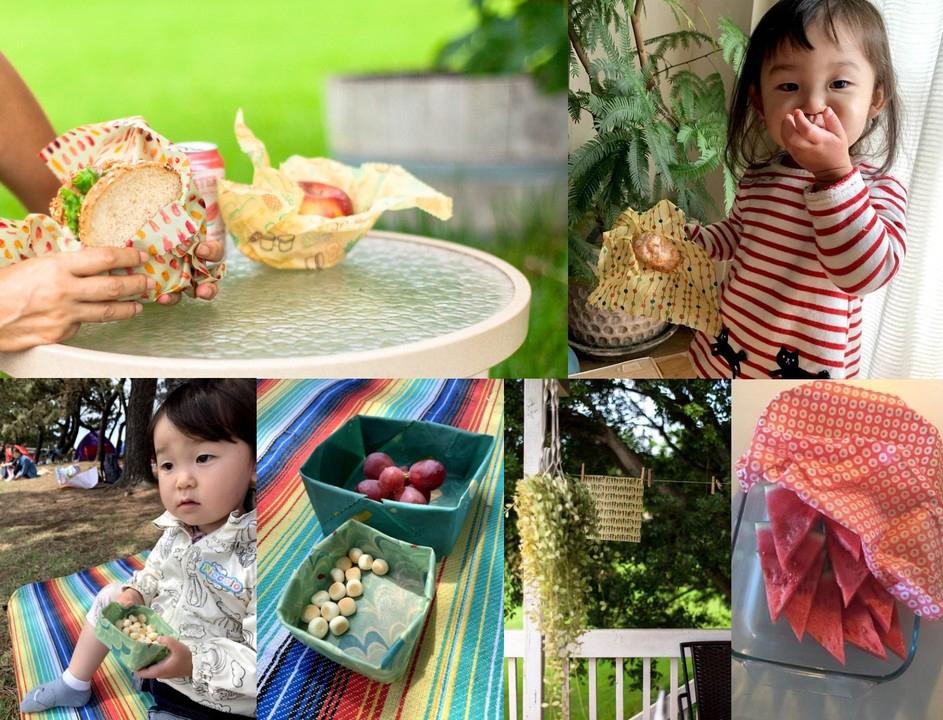 【講座】Bee's Cotton Wrap ×お手伝い 自立心を育てる親子で楽しむお手伝い講座!