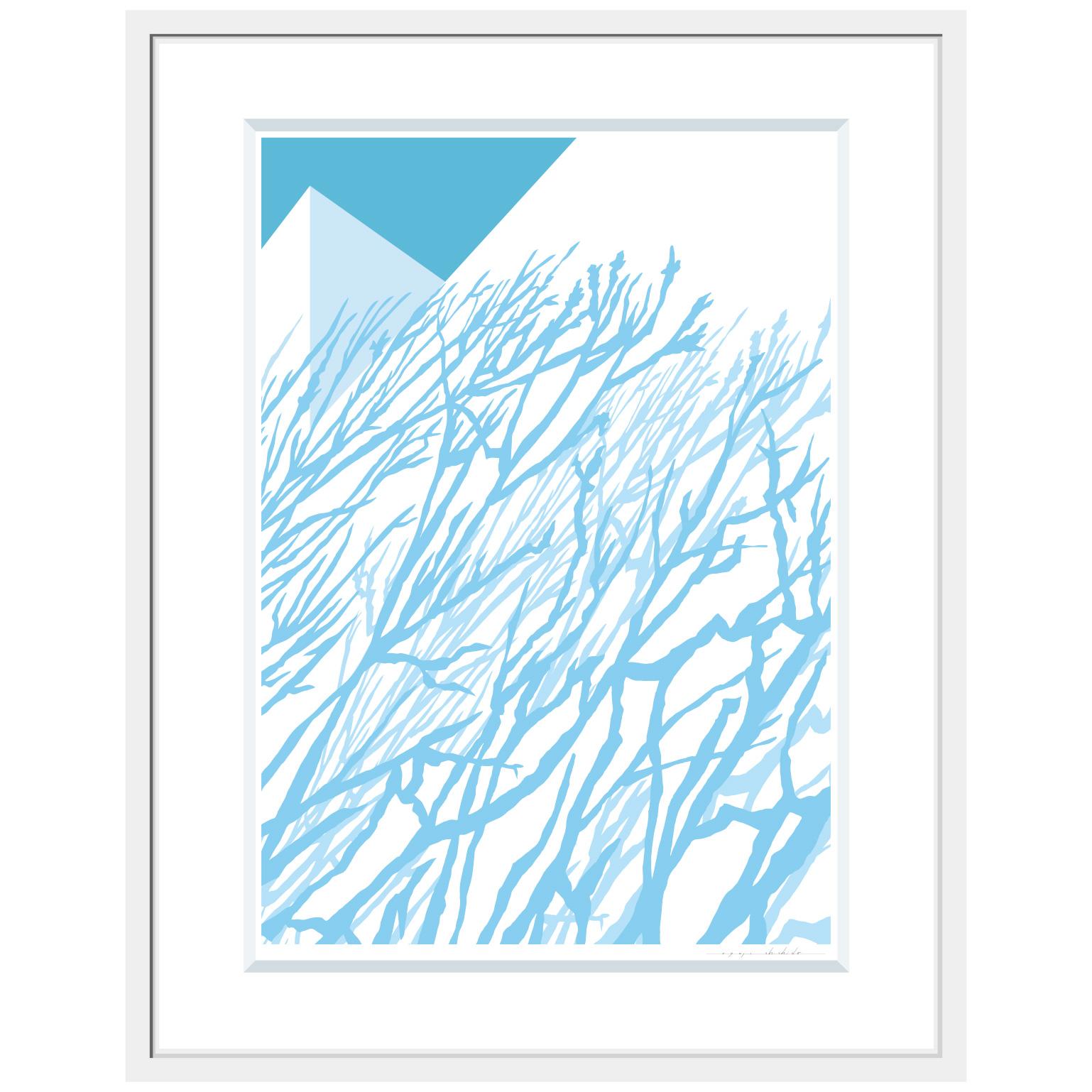 アート作品「ある青い晴天の日のできごと」【心の問題】相手を変えたいときはどうすれば良いのか