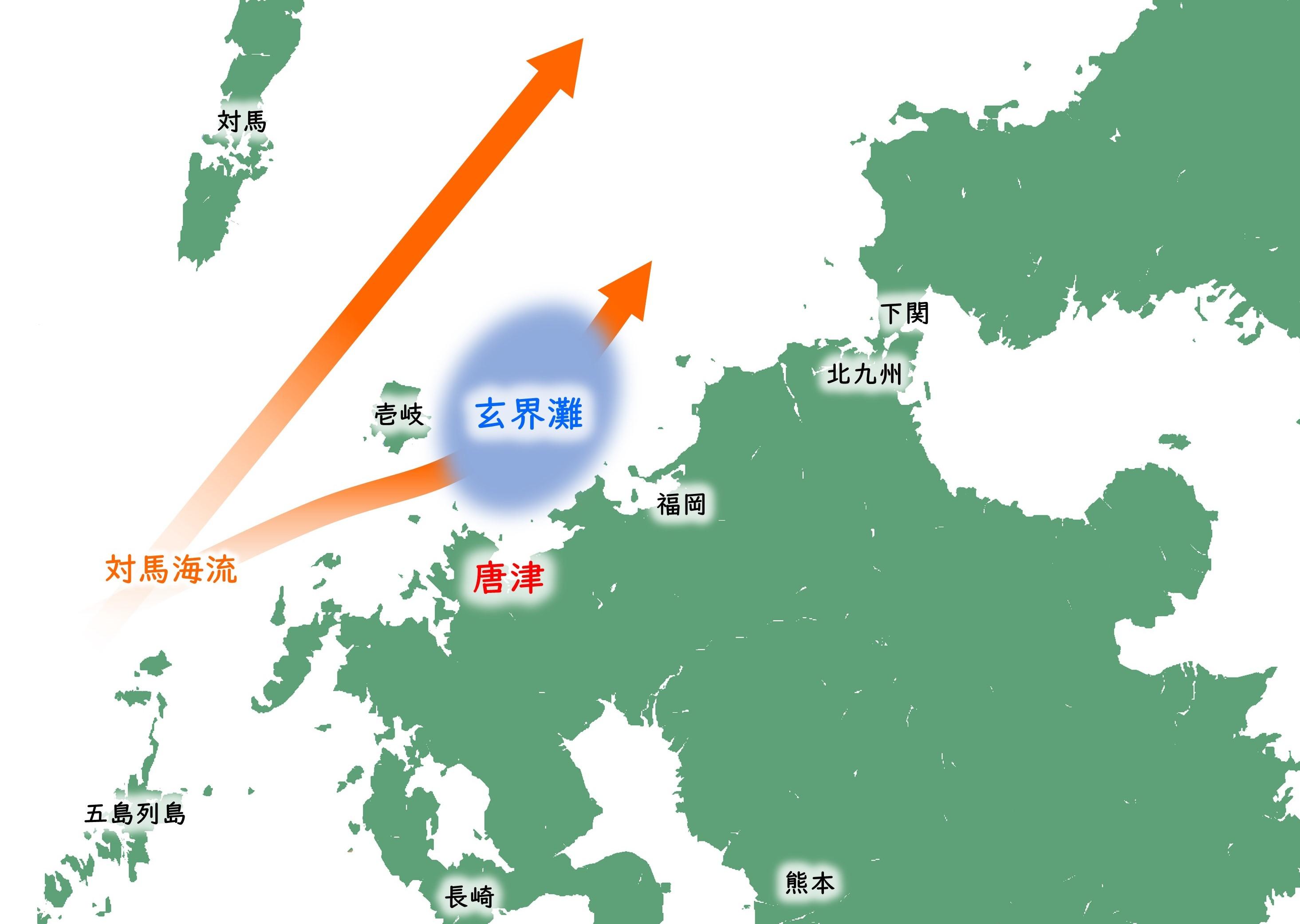日本料理を生み出す海を知っていますか?美味を生み出す唐津の海「玄界灘(げんかいなだ)」