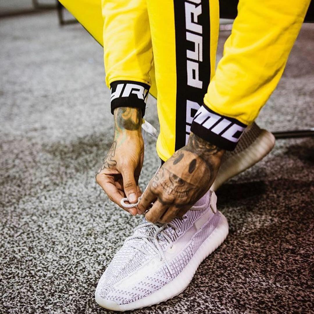 Chris Brown(クリスブラウン)プロデュースブランドBLACK PYRAMID入荷!2/18