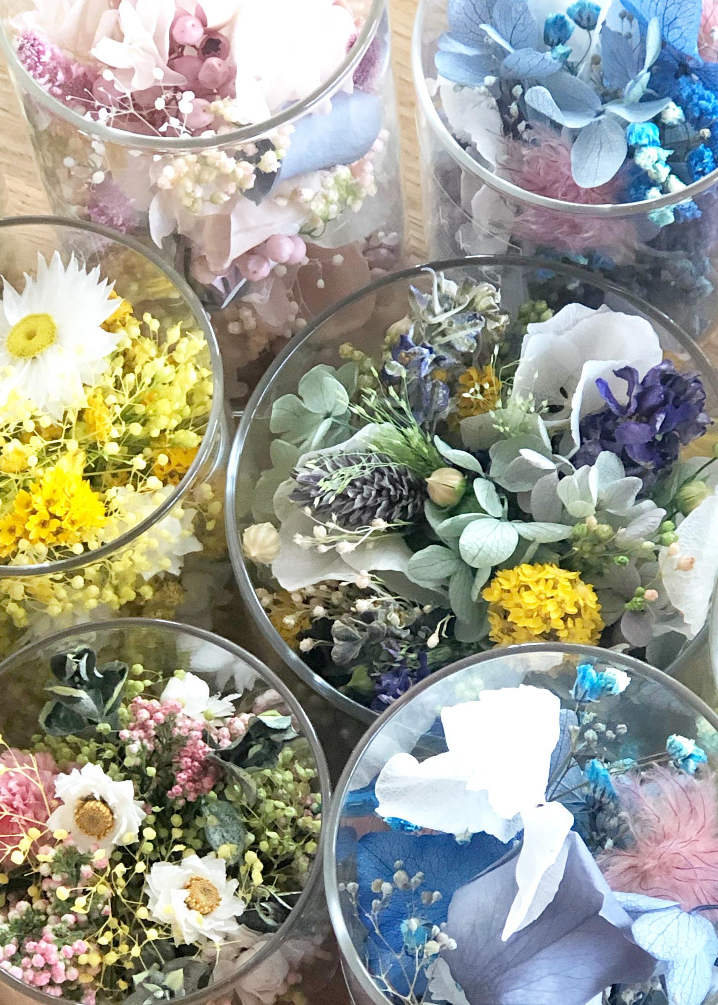 hikka 春のギフト 花咲くアロマブルーム