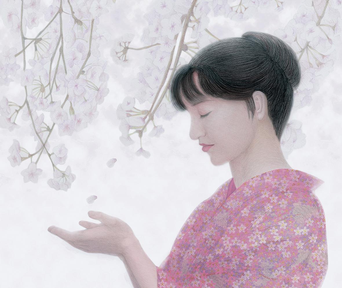 リーズナブルなデジタル版画で、春のやさしさをお届けします。