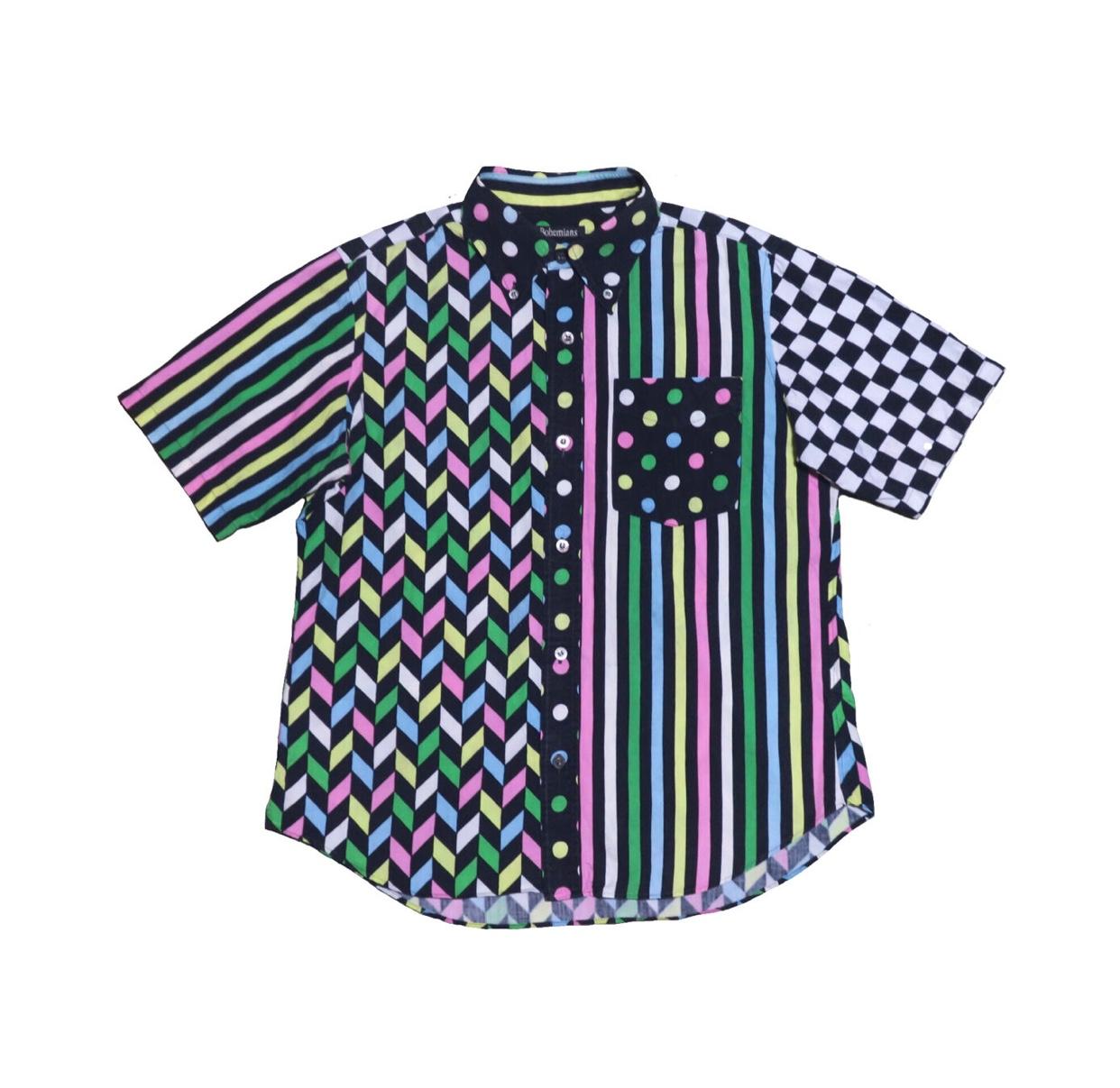 Bohemians『クレージーパターンシャツ』UPしました