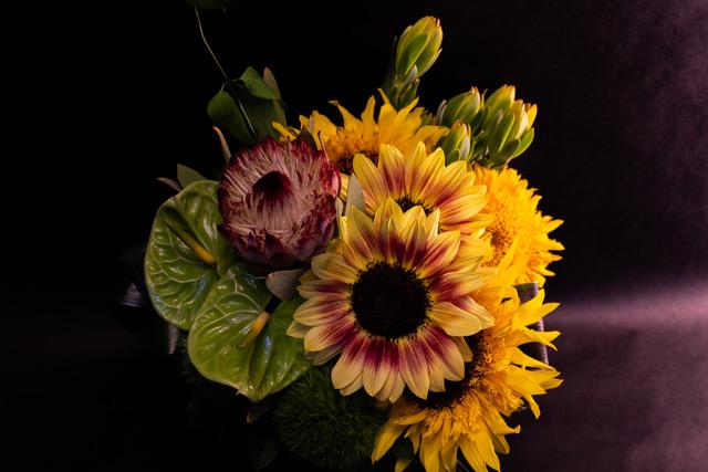 emiflowerがお届けする父の日向けのFresh flower arrangement