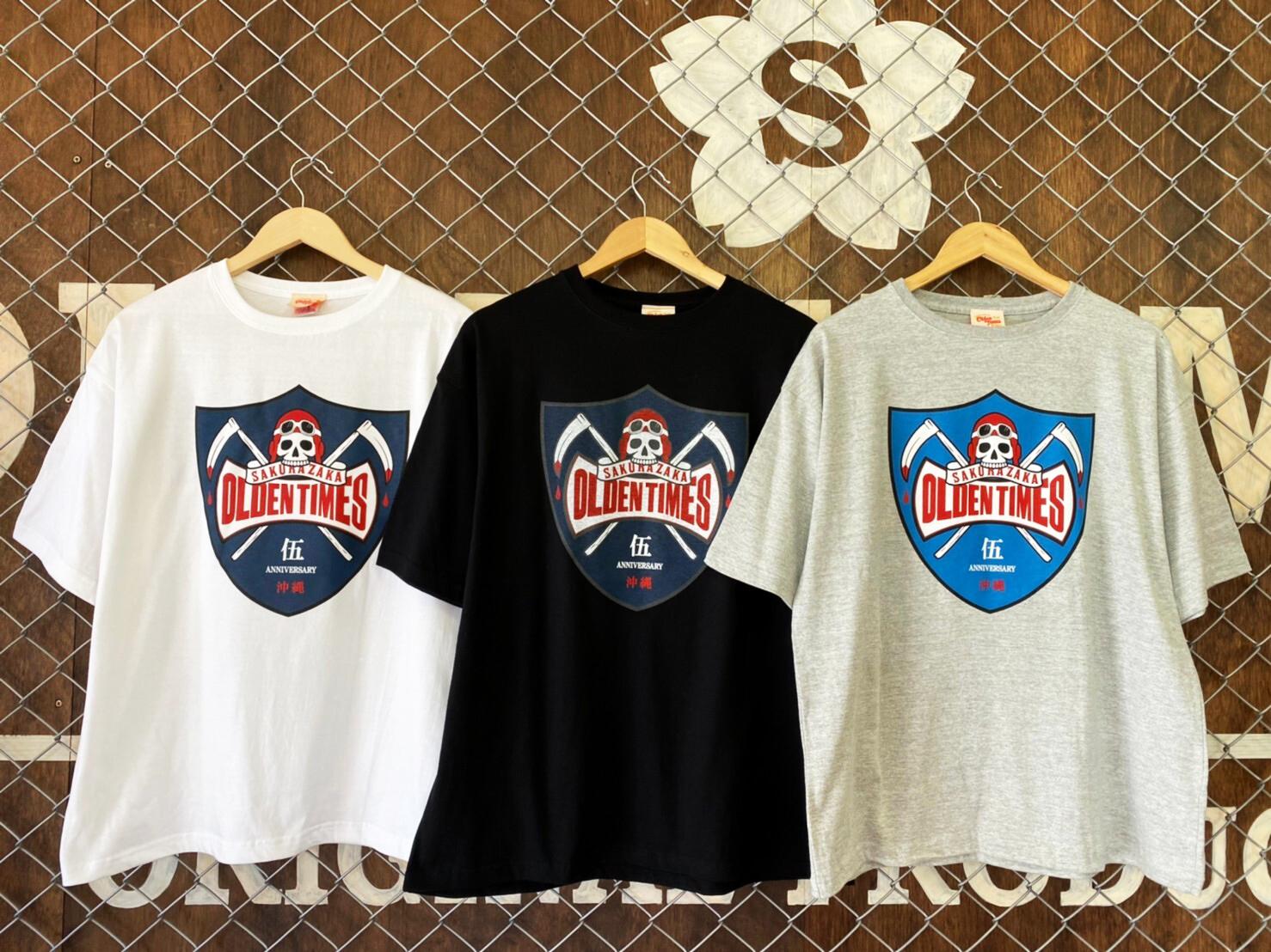 東京ブランド【TOYPLANE】が手掛けたブランド設立5周年記念Tシャツ