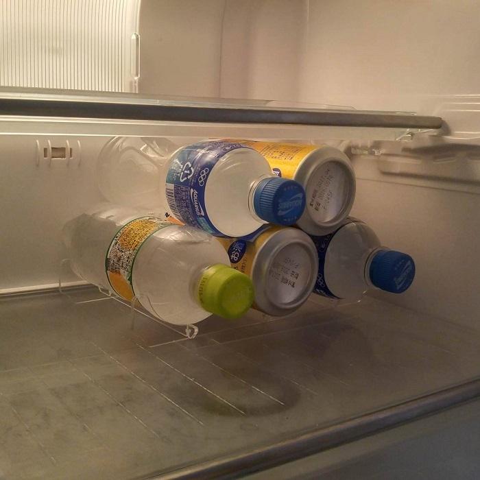 冷蔵庫内の飲み物でイライラしていませんか?
