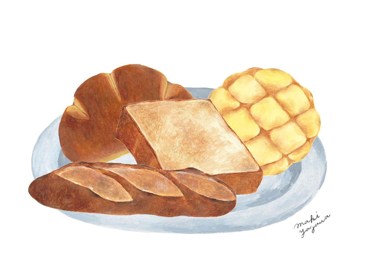 私が大好きな美味しいパン屋さん3つ。