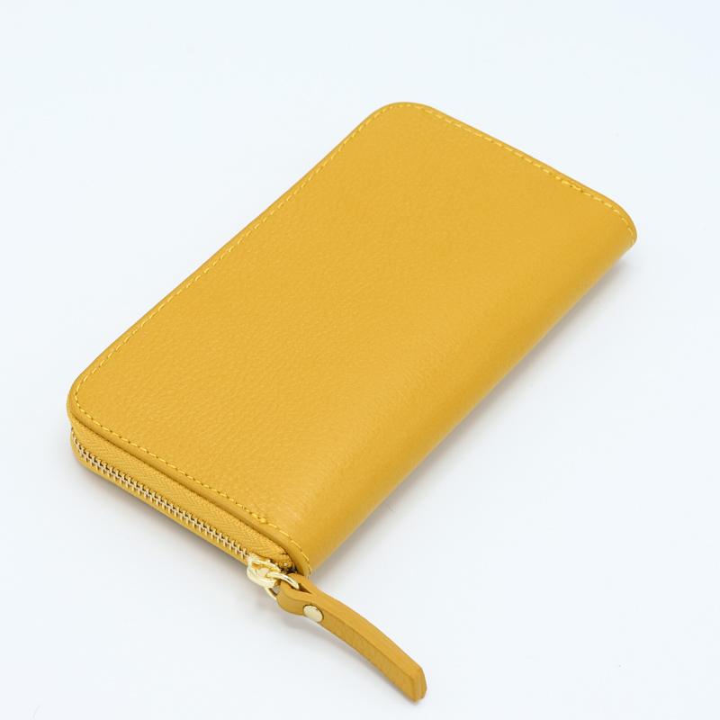 【新色入荷】人気の財布に新色が入荷!定番の本革長財布!