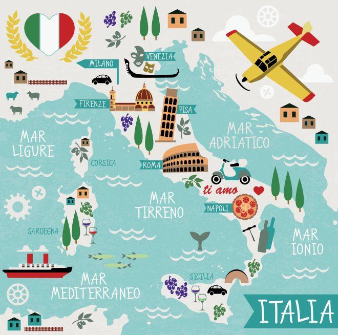 イタリアのオリーブオイルはどんな感じなの?
