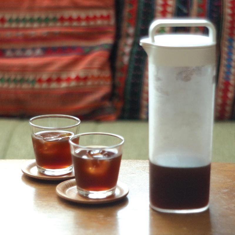 【カフェインレス】去年も好評だった水出しアイスコーヒーを発売しました