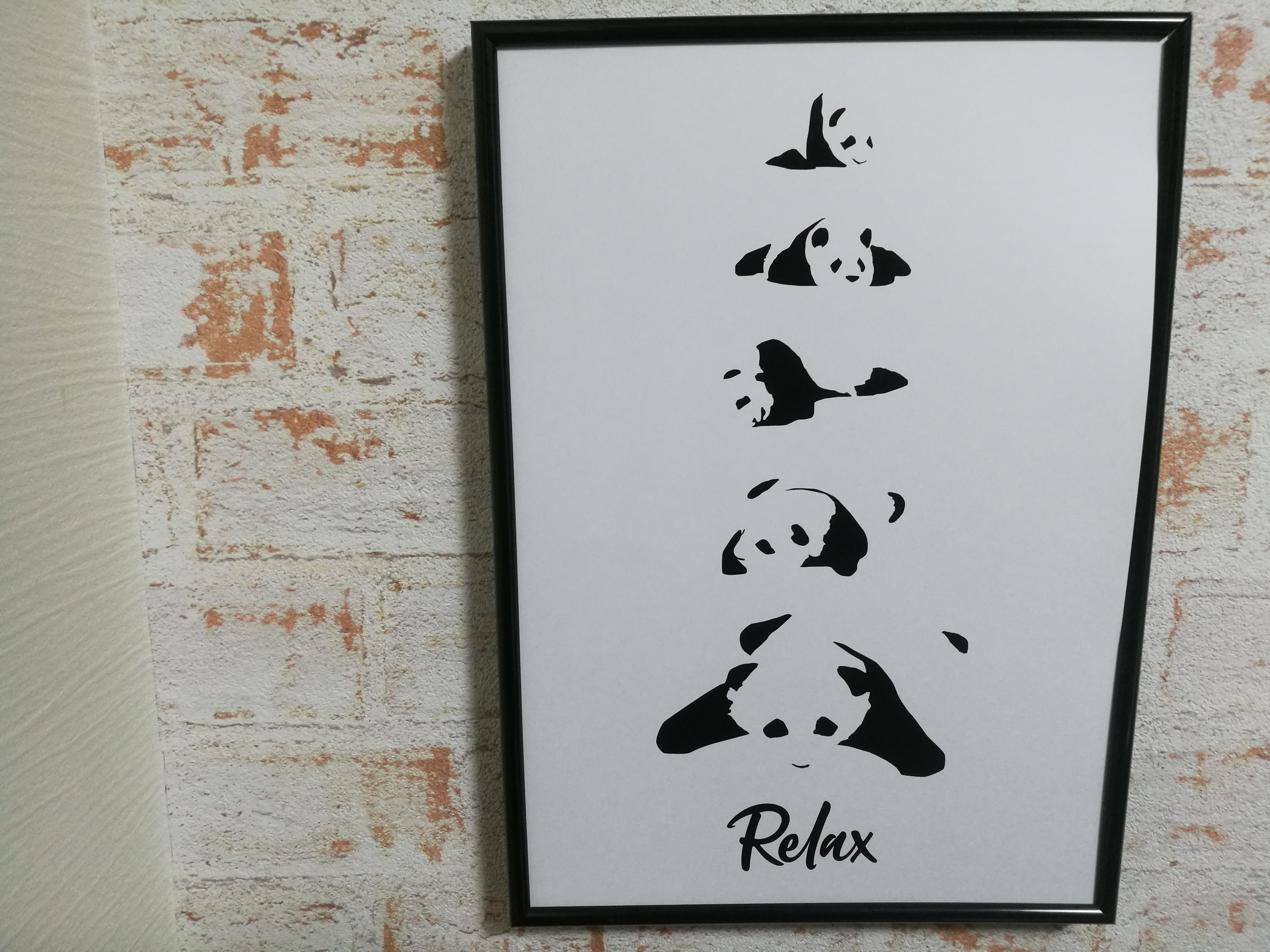 【シンプルでカッコいい!どこに飾っても雰囲気バッチリなアートポスター!】のご紹介。