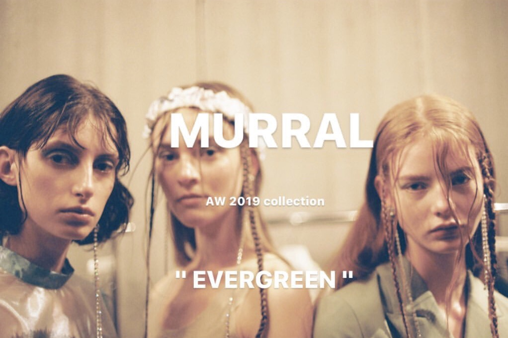 NEW BRAND  【MURRAL】
