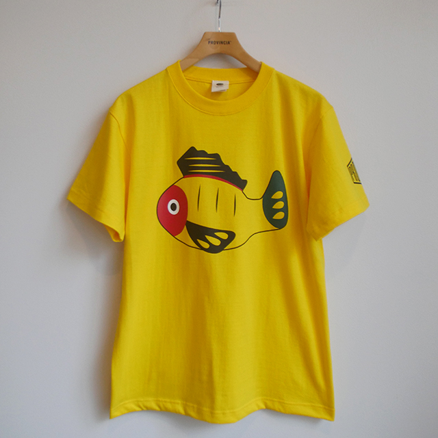 【新商品のご紹介】無病息災の縁起物!健康きぶなTシャツ