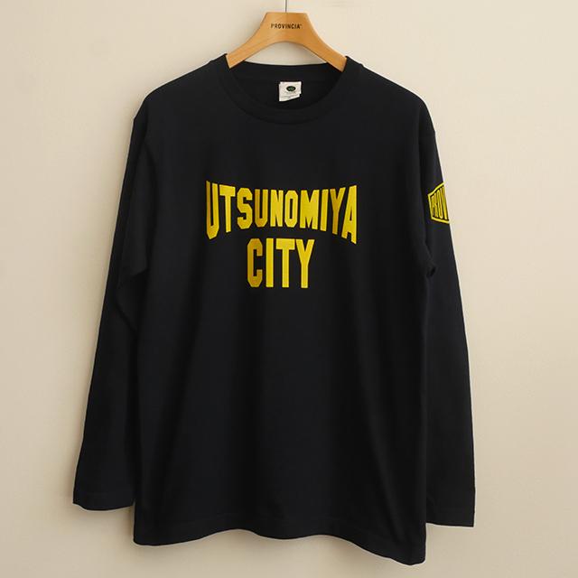 定番のUTSUNOMIYA CITYロンTがカラーリニューアルしました!