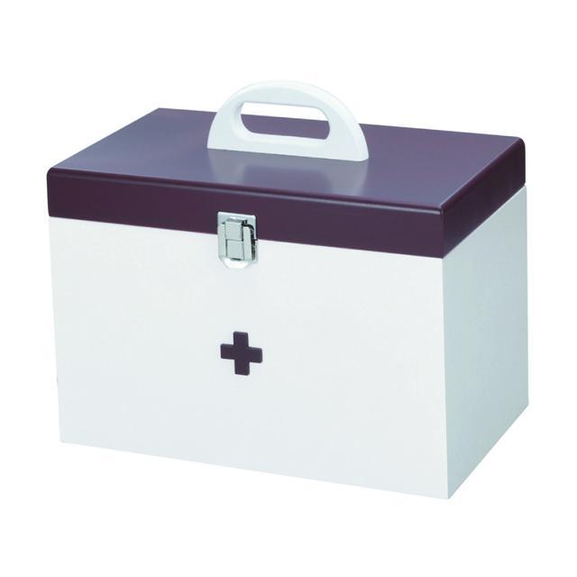 ご家庭におひとつ あると便利な救急箱のご案内