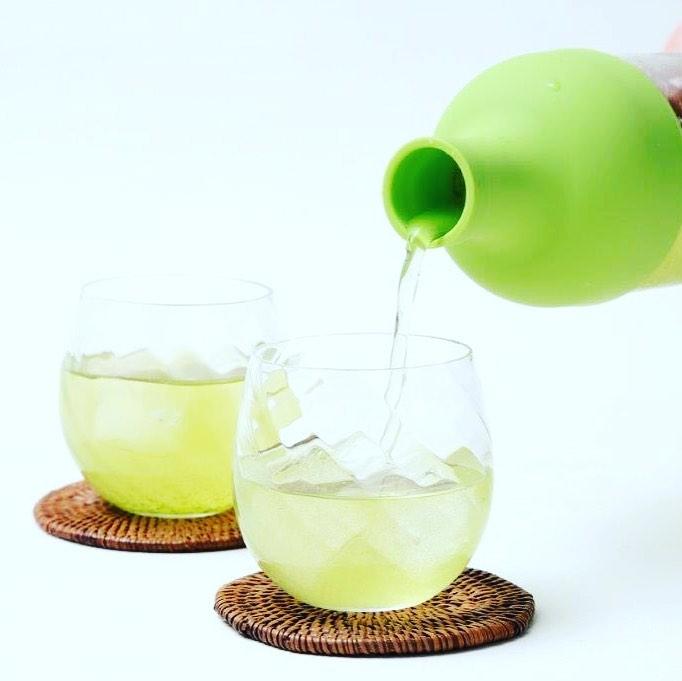冷え冷えの水出し茶を夏の定番ドリンクに