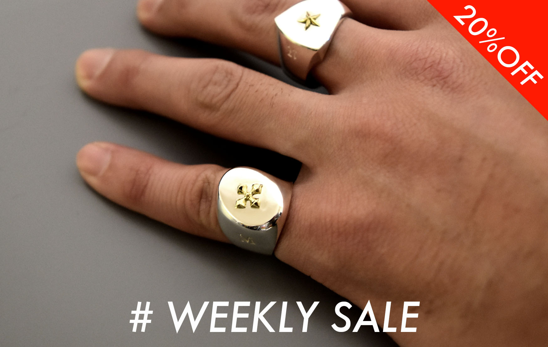 【Weekly SALE!】1週間限定20%OFF!!