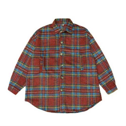 家シャツ!オーバーサイズで自由自在な体勢可能な柔らかい素材とサイズ感