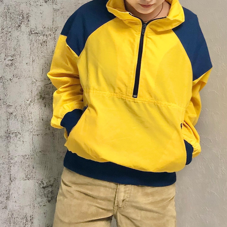 80s L,Lbean  pullover !!!!