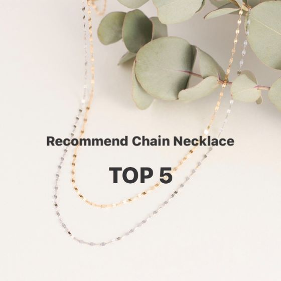 Recommend Chain Necklace TOP5